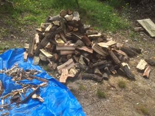 薪割り ワンデバ