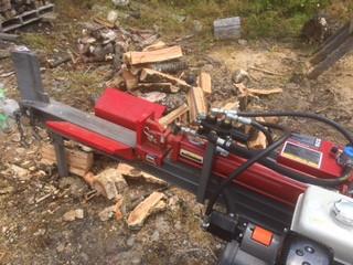薪割り機 ワンデバ