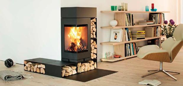 暖房器具ではなく、暖房家具