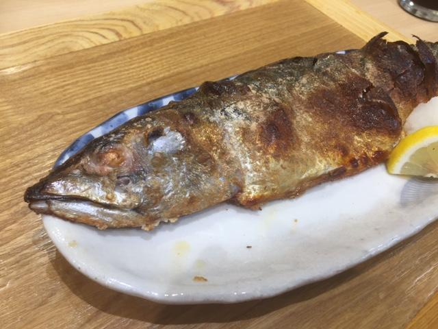 とろ焼き鯖