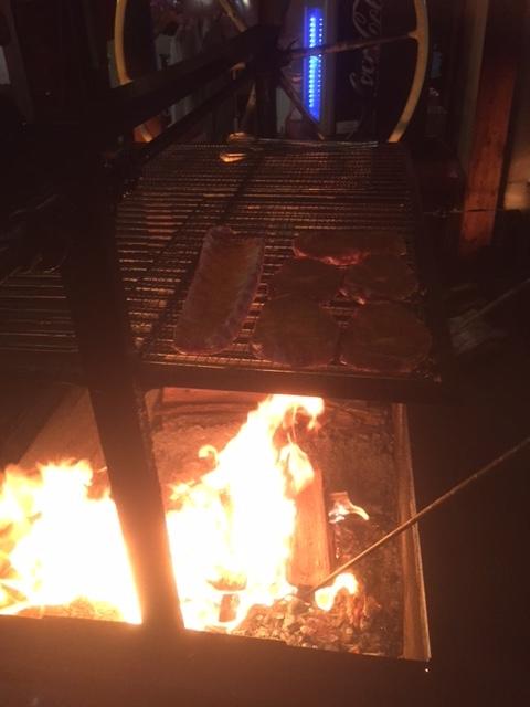 【薪焼きステーキ】ロデオラウンドアップに行ってきました。
