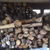 どのくらいの薪の消費?