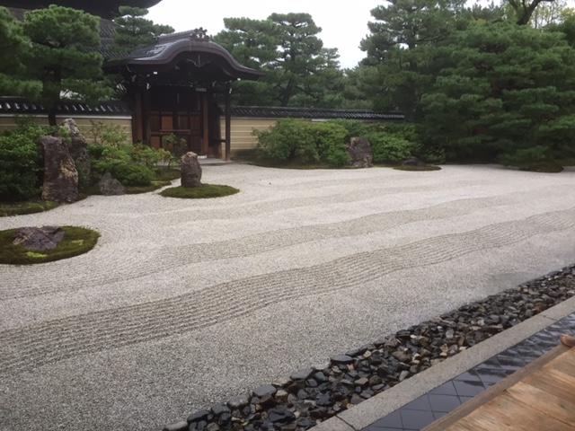 建仁寺 お庭