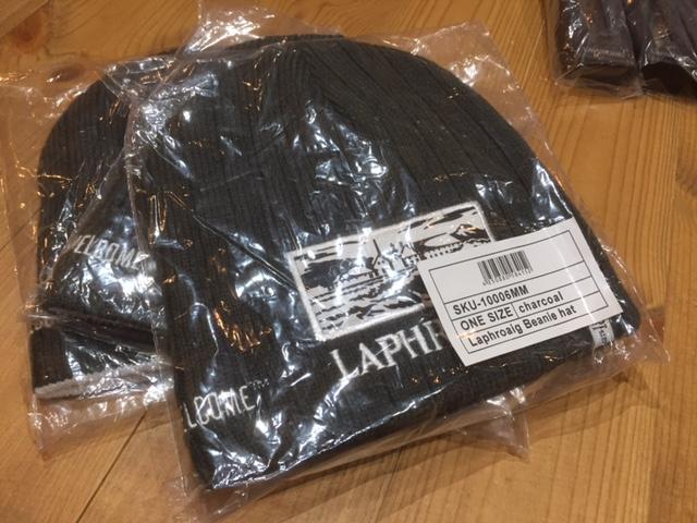 ラフロイグ商品 スコットランドから届きました