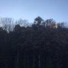山も、すっかり冬になりましたね。
