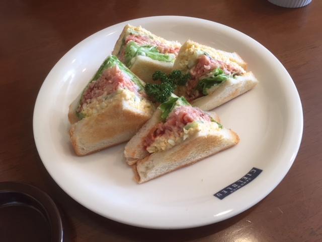 岐阜市でオススメのサンドイッチ専門店「シエル・ブロ」