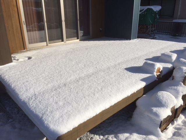 【岐阜市】雪が降りましたね。クッソ寒いですね・・・