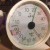 【薪ストーブの家の加湿器】続・やかんの加湿効果