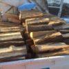 【薪販売】BESSのワンダーデバイスのお客様に薪の納品