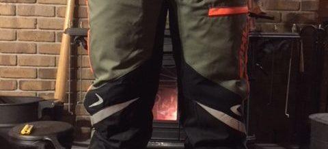 【防護服】スチール ファンクションエルゴパンツを購入しました。