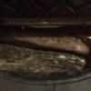 【検証】選木薪を1晩焚いた時の熾きの残り方について 後編