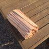 【薪づくり】針葉樹乾燥薪の1束は、やたら手間がかかってしまう・・・あと関市のらーめん屋白神本店の辛いつけ麺について