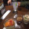 薪割りの後に、名古屋に誕生日会を行いました。