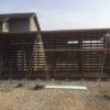 【乾燥薪の質向上】大型薪棚の制作 その5