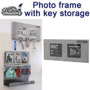 PHOTO FRAME WITH KEY STORAGE