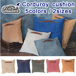 CORDUROY CUSHION