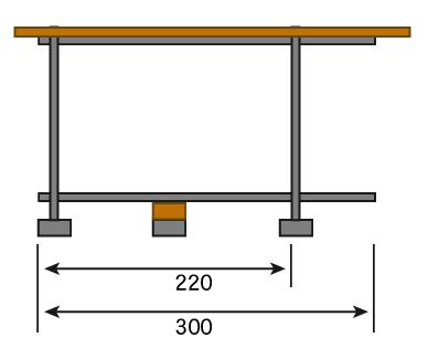 【単管パイプ薪棚】増設用薪棚づくり 其の11(考察)