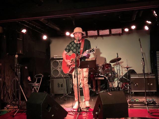 松本圭介さんのライブ 2018/6/23