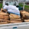 【乾燥薪の販売】6月末に、乾燥薪の納品