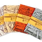 【薪ストーブグッズ】ファイヤーサイドが薪ストーブ手ぬぐいを発売しました。
