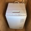 2013年に購入した洗濯機をだましだまし使っていたが遂に買い替えました。