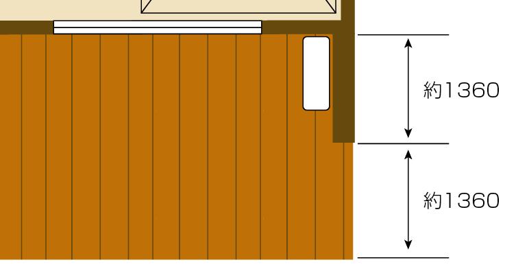 ホンダウォークの薪棚