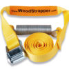 ファイヤーサイドの新商品「ウッドストラッパー」