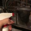アンコールのガラス掃除について
