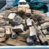 35cm薪の納品