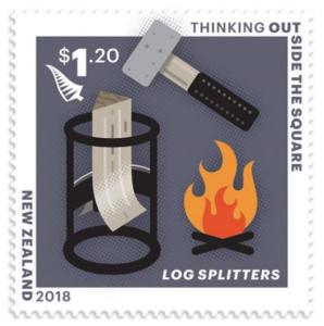 ニュージーランドでキンクラが切手になってた件