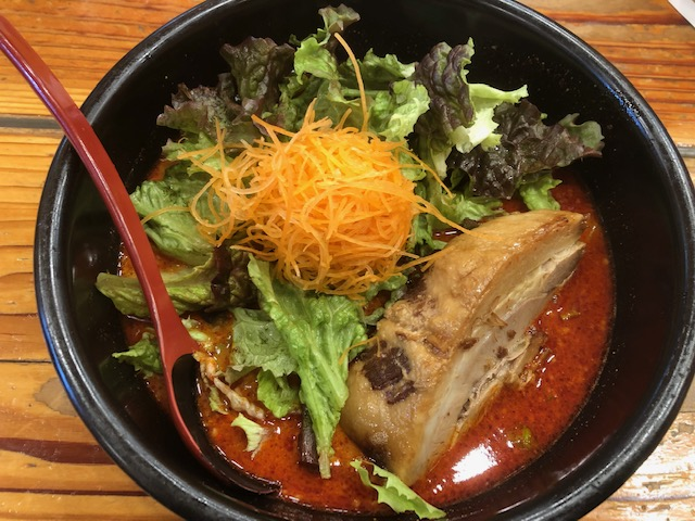 麺's SHOP スパイシー太肉 13辛