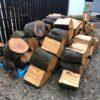 選木玉(ナラ、カシ、アベマキ)、雑木玉(サクラ等)、針葉樹玉の買い手募集しています。