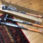 フィスカースのハンマー斧とスレッジハンマーが届く