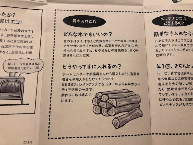 薪の入手法