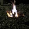 10月の焚火