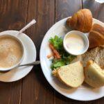 関市のパン屋さん「クラムボン」のモーニング