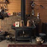 ストーブ周りの掃除と、錆び取り&フルポリッシュ