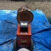 【薪割り】メタセコイアを割る