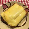 最近のマイブーム(チーズトースト)