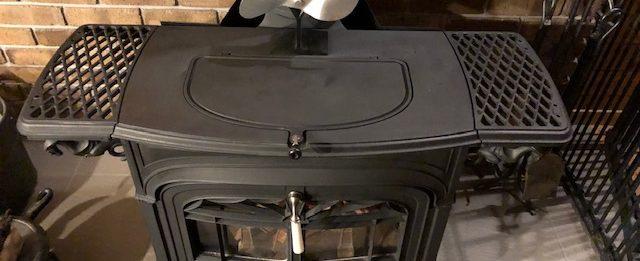 【冬支度】ストーブ周りを掃除する